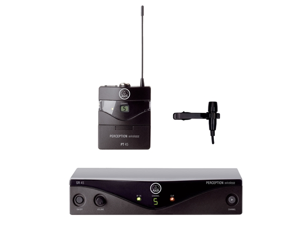 AKG Perception Wireless 45 Presenter Set BandU2 (614.1-629.3 MHz)