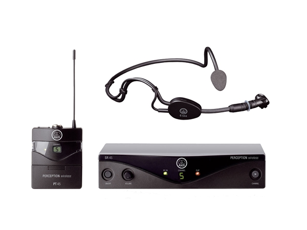 AKG Perception Wireless 45 Sports Set BandA (530.0-559.0 MHz)