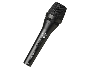 AKG P5S - Dynamic Supercardioid Microphone w/ Switch