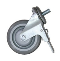 Chief PAC770, Heavy-Duty Casters for Flat Panel Mobile Carts