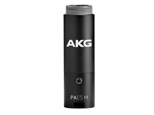 AKG PAE5 M Phantompower adapter - 5pinXLR