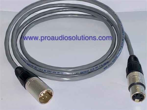 Avalon PC-1 four Pin cable for low voltage power supply for AD2000 series