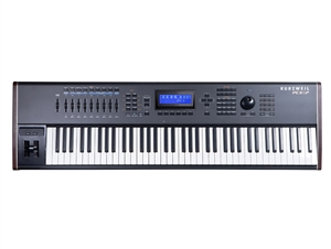 Kurzweil PC3A7 - 76-key semi-weighted keyboard