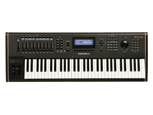 Kurzweil PC3K6 - 61-key semi-weighted keyboard