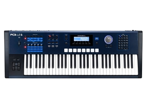 Kurzweil PC3LE6 - 61-key semi-weighted keyboard
