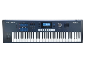Kurzweil PC3LE7 - 76-key semi-weighted keyboard