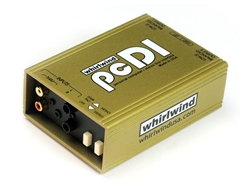 Whirlwind PCDI - Stereo Direct Box, for computers