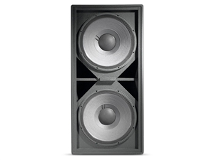 "JBL PD5125-WRC - Dual 15"" low-frequency loudspeaker (Weather Protection Treatment)"
