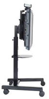 "Chief PFC2000B, Flat Panel Mobile Cart (42-71"" Displays)"