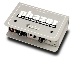 Radial Engineering Phazer - Class-A Variable Phase Control