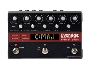 Eventide PitchFactor - Pitch, Delay Effects