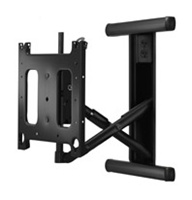 "Chief PIWRF2000B, Flat Panel In-Wall Swing Arm Mount (42-71"" Displays)"