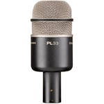 Electro-Voice PL33, Supercardioid Dynamic Kick drum microphone