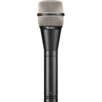 Electro-Voice PL80A, Supercardioid Dynamic Vocal microphone