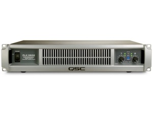 QSC PLX3602, 2-Channel Power Amplifier - 775W/ch at 8 Ohms
