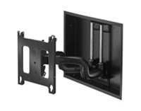 "Chief PNRIW2000B, Flat Panel In-Wall Swing Arm Mount (42-71"" Displays)"