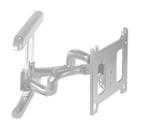 "Chief PNRUS, Flat Panel Dual Swing Arm Wall Mount (42-71"" Displays)"