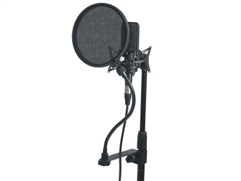 "Chief Raxxess POMT 6"" Pop Filter with goose neck"