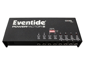 Eventide PowerFactor 2 - Power Supply up to 4 Stompboxes