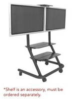 Chief PPD2000, Dual Display Video Conferencing Cart