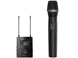 AKG PR4500 HT Set Band 1 (650.1-680.0 MHz) Wireless Mic System