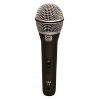 Superlux PRA-C1 Supercardiod professional dynamic vocal microphone with On/Off switch