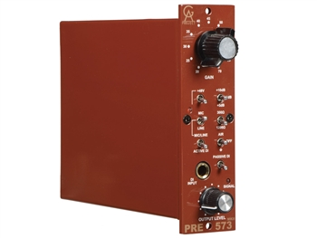 Golden Age Projects Pre573 MK2 plus - 1073 style Microphone Preamp for 500 Series with carnhills