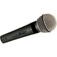 Superlux PRO-248S PRO-248 Supercardioid Dynamic vocal mic w/switch
