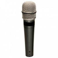 Superlux PRO-258 Supercardioid dynamic instrument/vocal microphone