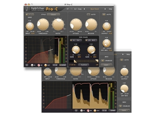 FabFilter Pro-C 2, Incredible sound & character plug-in (Download)