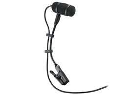 Audio-Technica PRO35 Cardioid Condenser Clip-on Instrument Microphone