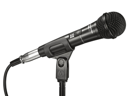 Audio-Technica PRO41 Cardioid Dynamic Microphone