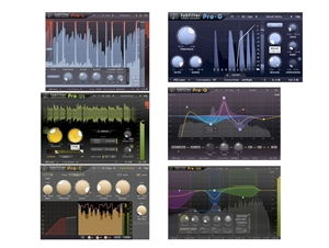 FabFilter Pro Bundle (Download)