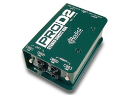 Radial Engineering ProD2 - Stereo Passive Direct Box