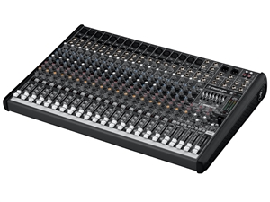 Mackie ProFX22 - 22-channel Professional Effects Mixer w/ USB