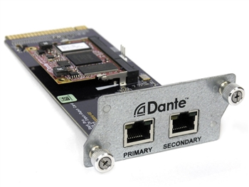 Hear Technologies Dante Card for PRO Hub