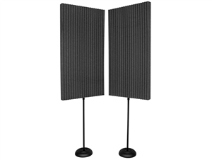 ProMAX Panels w/ Floor Stands (2pack), Auralex