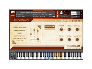 ProjectSAM Colours: Orchestrator (download)
