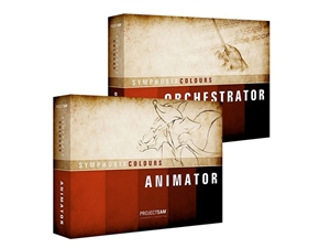 ProjectSAM Colours Pack: Animator and Orchestrator (download)
