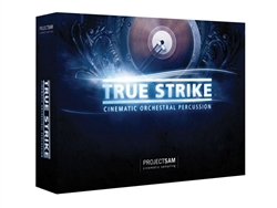 ProjectSAM True Strike 1 - Cinematic Orchestral Percussion Library