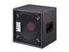 "Bag End PS15X-N - Self Powered NEBULA Coated Single 15"" Compact Enclosure with Coax AX-HI Drive"