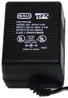 Rolls PS91ZM 9 Volt Generic AC Power Adapter