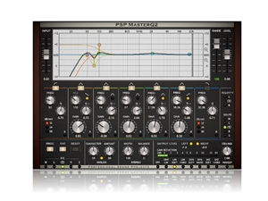 PSP MasterQ2 - high quality parametric equalizer plug-in