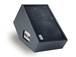 "Bag End PTA1202-RF - Powered RO-TEX Finish 12"" 2-Way Portable Floor Monitor Enclosure"