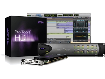 Avid Pro Tools|HDX + HD I/O 16x16 Digital  Bundled system