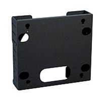 "Chief PWCU, Flat Panel Tilt Wall Mount w/CPU Storage (Up to 63"" Displays)"