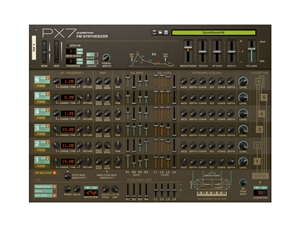 Propellerhead PX-7 FM Synthesizer Plug-In (Download)