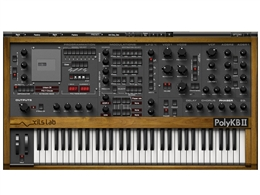 Xils Lab PolyKB II - Morphing Analog Synthesizer (Download)