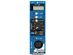 Radial Power Pre - SIngle channel mic preamp for 500 Series