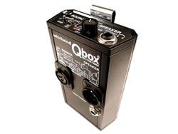 Whirlwind QBOX, Audio Line Tester/Cable Tester/Test Tone Generator